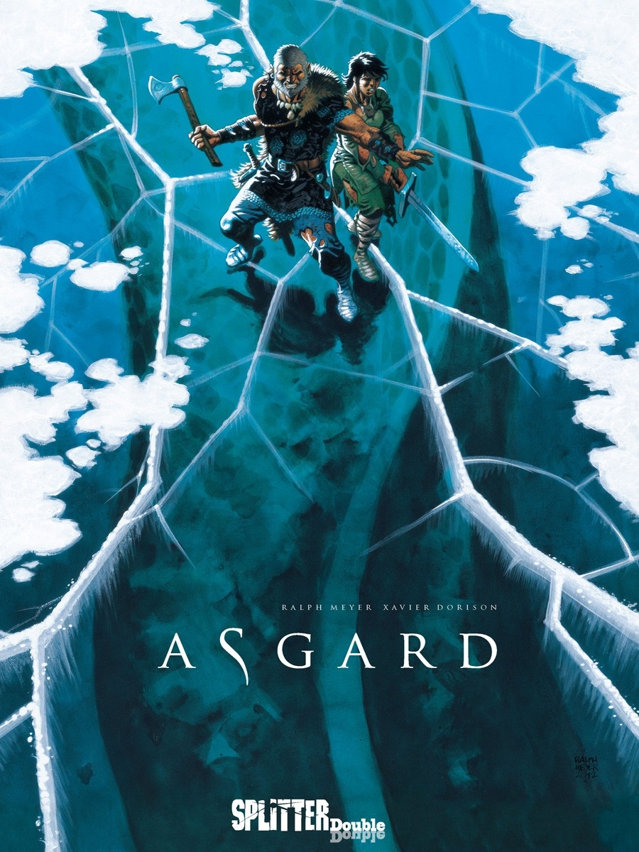 Asgard - Splitter Double