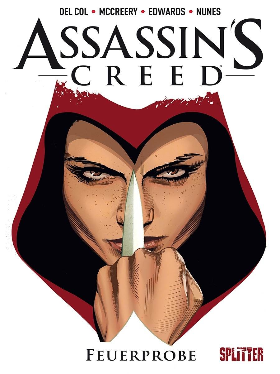 Assassin's Creed Bd. 1: Feuerprobe (limitierte Edition)