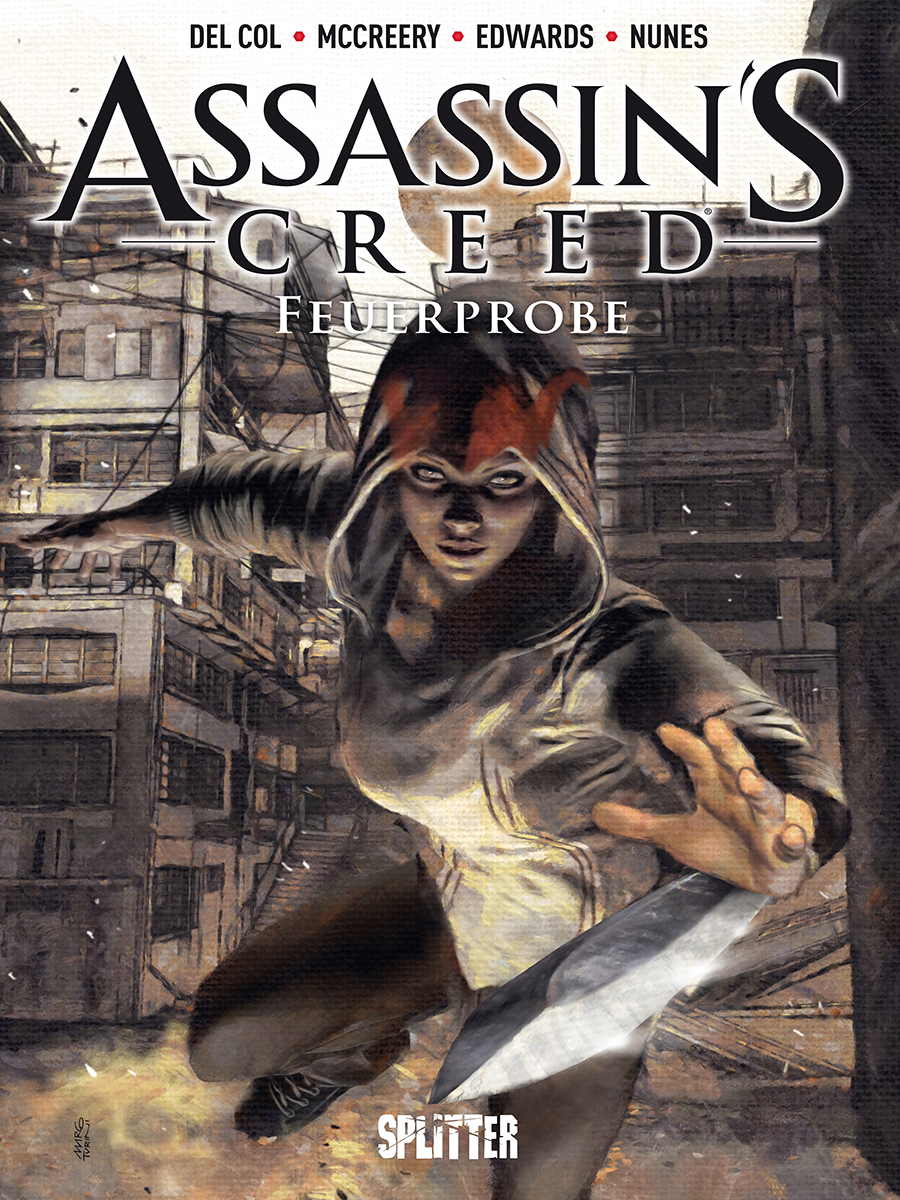 Assassin's Creed Bd. 1: Feuerprobe (reguläre Edition)