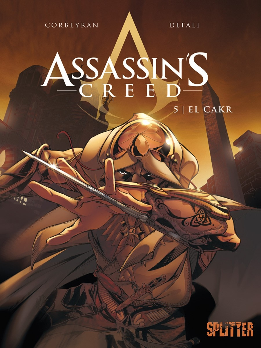 Assassin's Creed Bd. 5: El Cakr