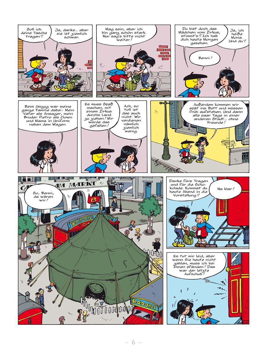 Splitter Verlag Comics Und Graphic Novels Benni Barenstark Bd