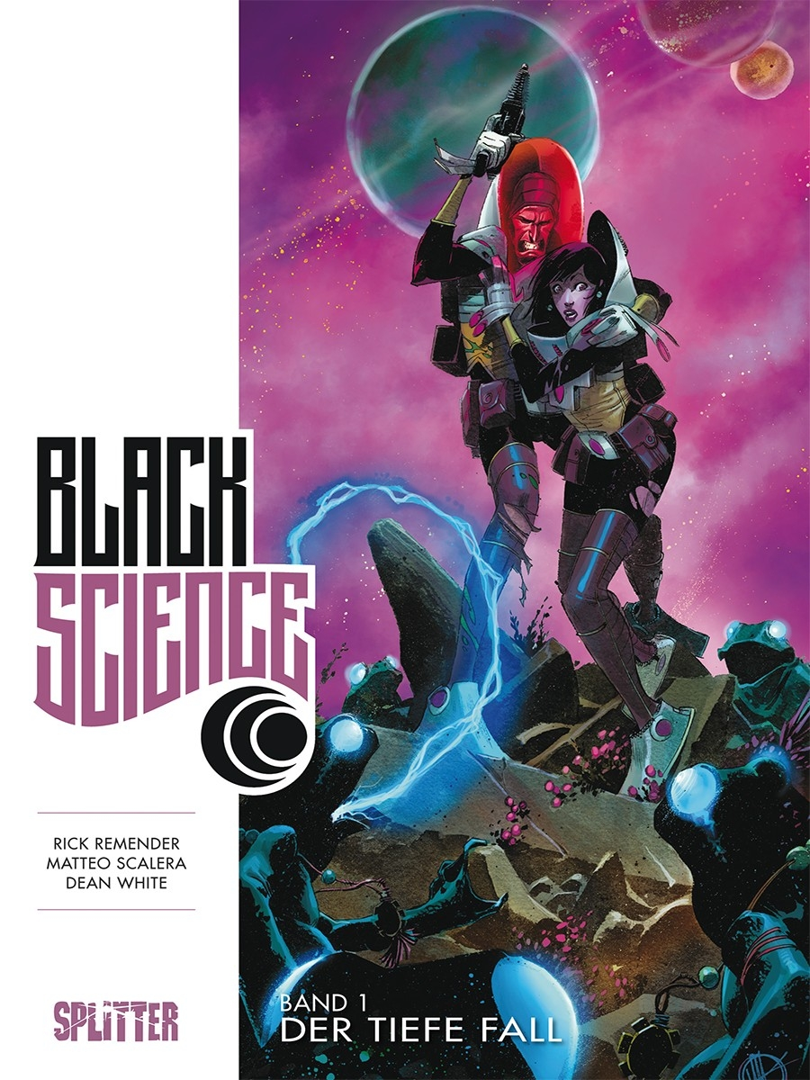 Black Science Bd. 1: Der tiefe Fall