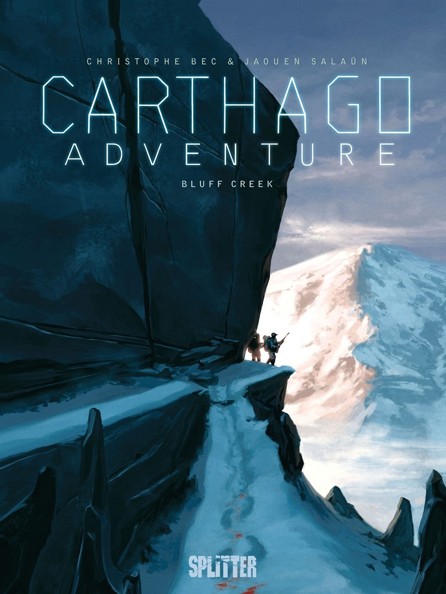 Carthago Adventures Bd. 1: Bluff Creek (eComic)