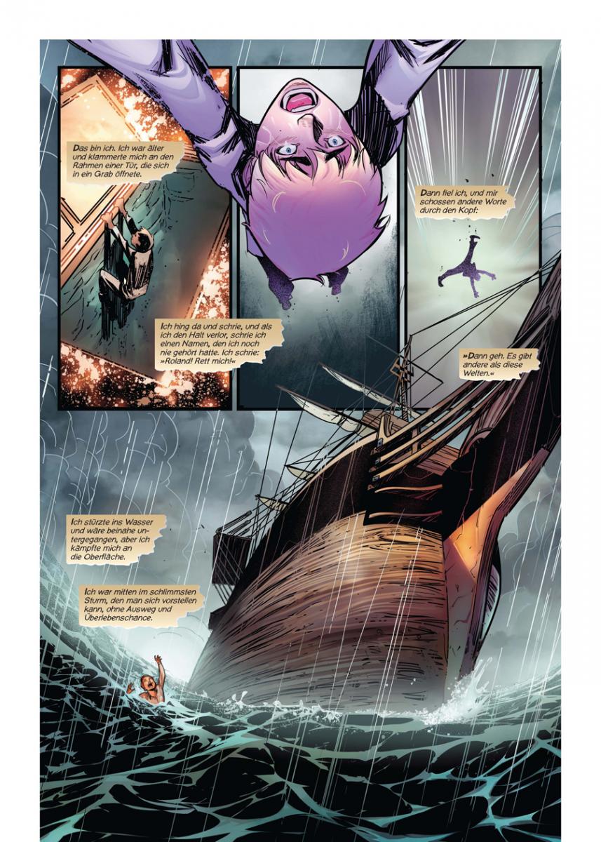 Splitter Verlag - Comics und Graphic Novels - Stephen King – Der ...
