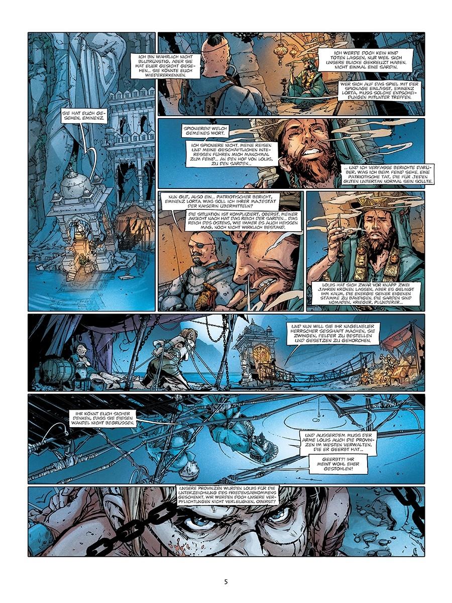Splitter Verlag - Comics und Graphic Novels - Die Legende der ...