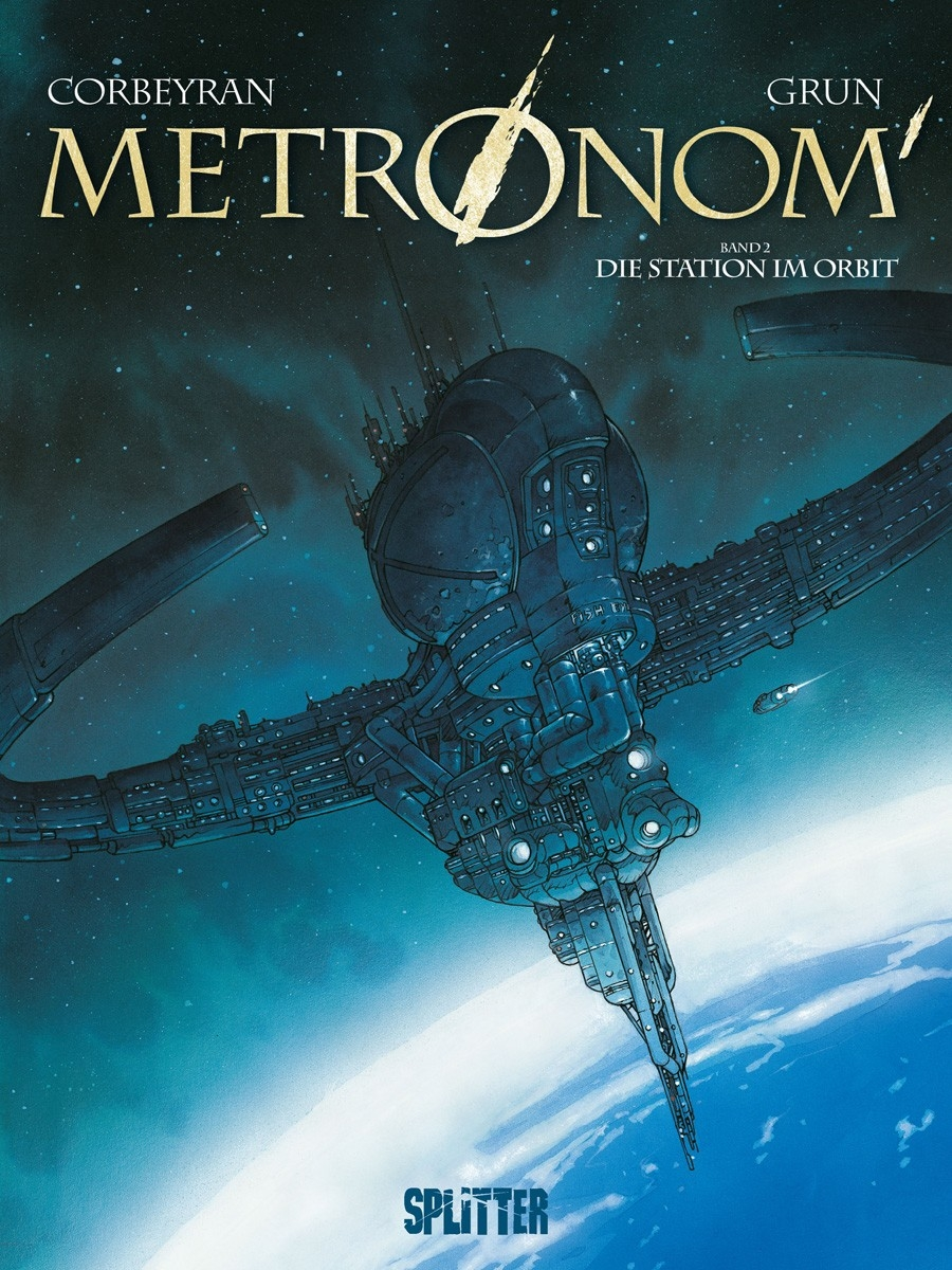 Metronom 2: Die Station im Orbit