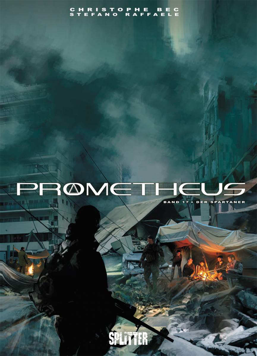 Prometheus 17: Der Spartaner