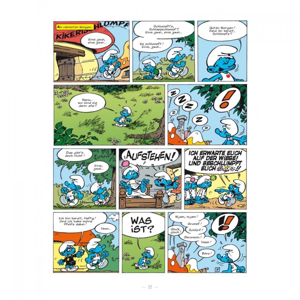 Splitter Verlag Comics Und Graphic Novels Die Schlümpfe